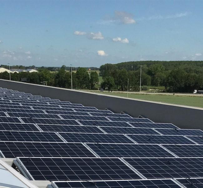 D&B Green Solution est spécialisée en photovoltaïque professionnel
