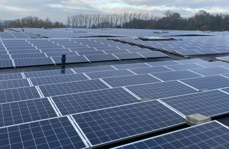 Financement d'une centrale photovoltaïque via tiers-investisseur
